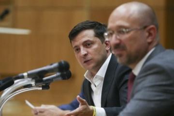Zelensky se rend à Ivano-Frankivsk pour présenter le nouveau gouverneur de la région