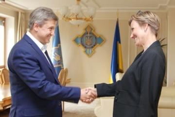 German ambassador supports defense reform in Ukraine - NSDC