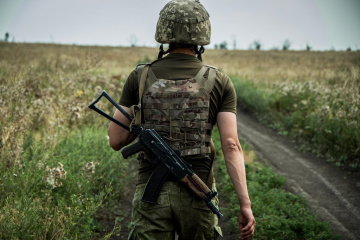 Od początku doby w Donbasie przestrzegane jest zawieszenie broni