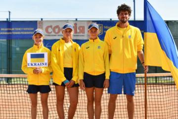 Українські тенісистки-юніорки виграли другий матч поспіль на чемпіонаті світу