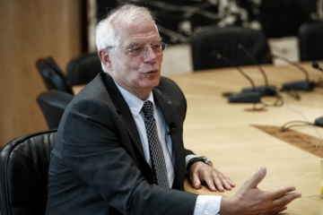 Borrell confirms intention to visit Donbas
