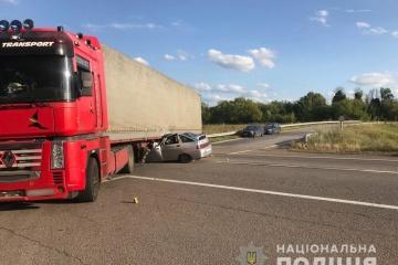 Смертельна ДТП у Харкові: суд заарештував водія фури
