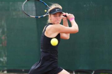 Українка Шошина вийшла до основної сітки 60-тисячника ITF у Варшаві