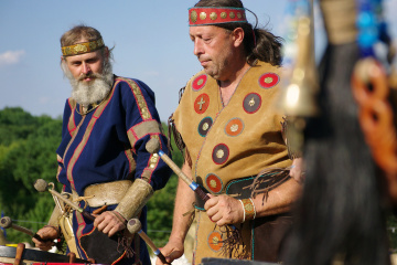 Скіфська хода та участь в археологічних розкопках: Полтавщина кличе на «Гелон-фест»
