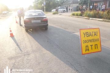 У Запорізькій області п'яний коп збив жінку - справу розслідує ДБР
