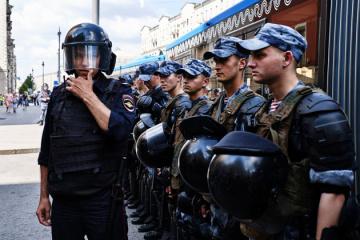 У Москві хочуть позбавити батьківських прав подружжя, яке прийшло з дитиною на мітинг
