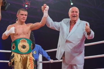 Український боксер Єгоров у вересні проведе бій за титул EBU