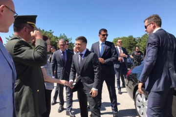 Ukraine doing all to achieve peace in Donbas by diplomatic means - Zelensky