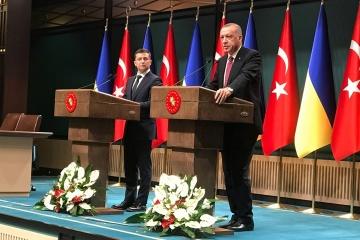 L'Ukraine et la Turquie peuvent conclure un accord de libre-échange