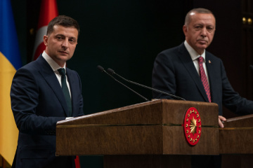 Ukraine, Turkey may sign free trade agreement - Zelensky