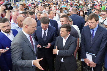 At least $20 bln to be invested in Ukrainian infrastructure in 5 years – Zelensky