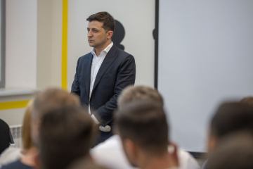 Zelensky invites Turkish business to cooperate with Ukraine