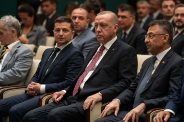 Zelensky: Turquía podría ser uno de los socios de Ucrania en hacer que Rusia respete el derecho internacional