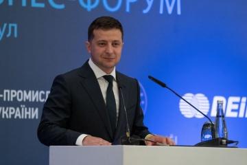 Straßen, Flughäfen und Seehäfen: Selenskyj verspricht 20 Mrd. Investitionen