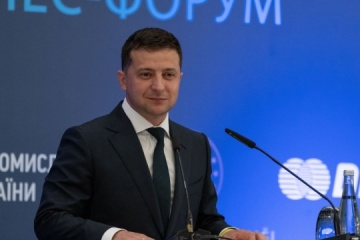 Zelensky promises active development of IT sector over next five years