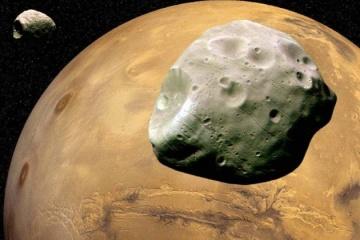 Японія готує космічну місію до супутників Марса