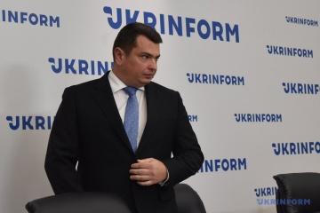 Artyom Sytnyk espère que la Cour anti-corruption entrerait en fonction le 5 septembre