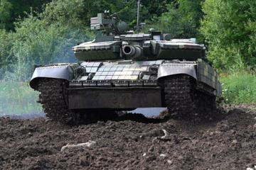Navigation par satellite et caméras thermiques: Lviv a commencé la modernisation du T-64