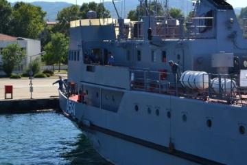 Ukrainian ships to visit Turkey until Aug 17