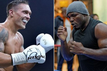 Boxkampf Usyk – Takam kann nicht stattfinden