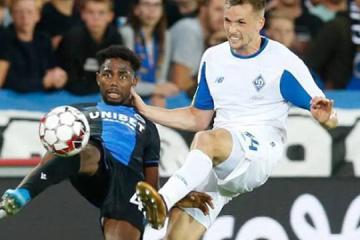 Bukmacherzy dali prognozę meczu Dynamo - Brugge