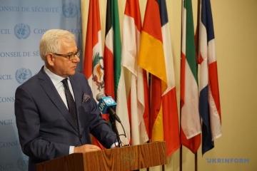 """Polen unterstützt Selenskyjs Vorschlag zur Erweiterung des """"Normandie-Formats"""""""