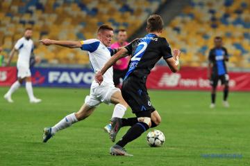 UEFA Champions League: Dynamo verliert gegen Brugge
