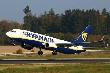 Ryanair launches Odesa-Budapest flights