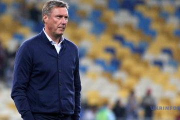 Le Dynamo Kyiv a limogé Khatskevich du poste d'entraîneur principal