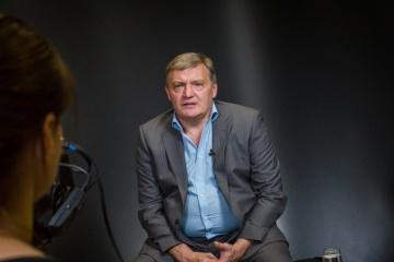 Hrymtchak mis en détention pour 2 mois avec un droit de caution