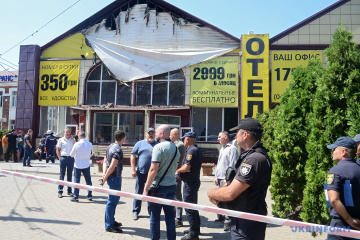 Australian citizen among nine killed in Odesa hotel fire