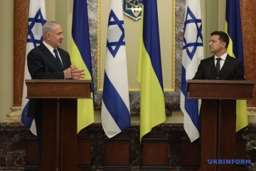 Selenskyj ruft Israel auf, Holodomor als Genozid anzuerkennen