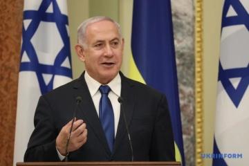 【宇イスラエル首脳会談】ネタニヤフ・イスラエル首相、ゼレンシキー大統領をエルサレムに招待