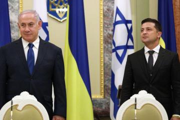 Entrada de ucranianos a Israel: Zelensky y Netanyahu acuerdan resolver el problema
