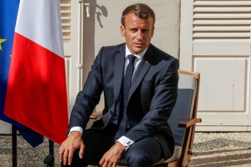 Macron announces Normandy format summit in September