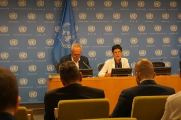 """UN teilt über Fortschritte von """"Ukraine Humanitarian Fund"""" mit"""