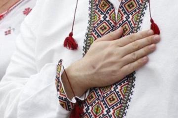 Винницкие хористы запустили челлендж с исполнения гимна Украины