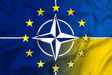 More than 40% of Ukrainians consider joining NATO best security guarantee