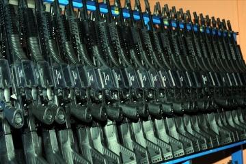 トルコ、ウクライナへ機関短銃MP-5を2000丁供給
