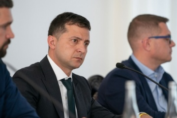 Zelensky: Council of Veterans to be created at Presidential Office