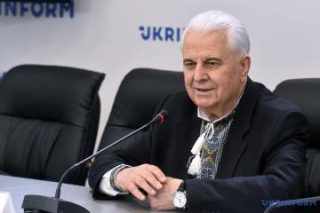 Leonid Kravtchouk dévoilé le plan ukrainien de règlement du conflit dans le Donbass