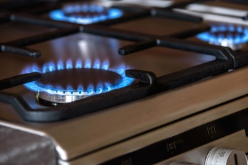 Cena gazu dla ludności w kwietniu spadła o 15% - Naftogaz