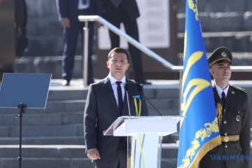 President accepts congratulations from world leaders on occasion of Ukraine's Independence