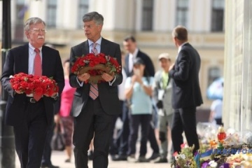 Bolton commemorates victims of war in Donbas. Photos
