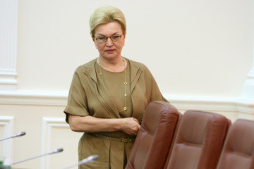 Ex-health minister Bohatyriova detained when returning to Kyiv