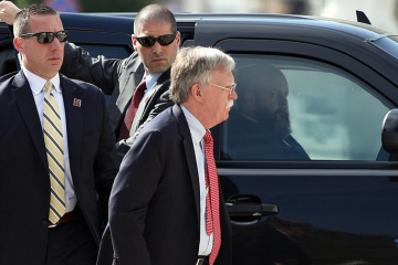 Bolton, Bakanov discuss Ukraine-US cooperation in national security