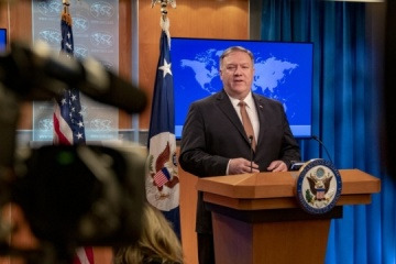Pompeo says he will work to bring Russia back to G7