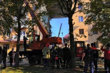 Pięć kolejnych osób może znajdować się pod gruzami domu w Drohobyczu - MdSK