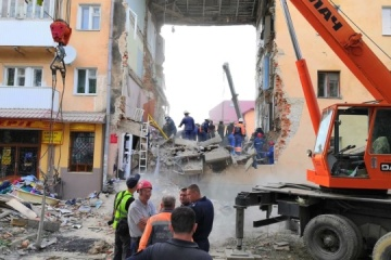 Death toll in Drohobych building collapse rises to eight – State Emergency Service