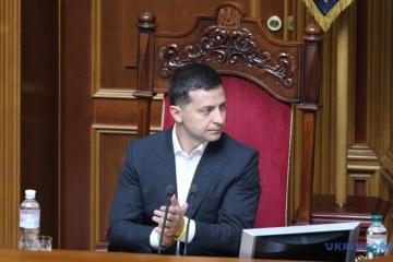Selenskyj bringt Amtsenthebungsgesetz in Werchowna Rada ein